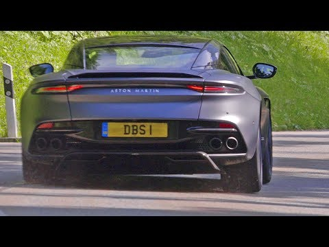 Aston Martin DBS Superleggera (2019) Ferrari 812 Superfast killer""