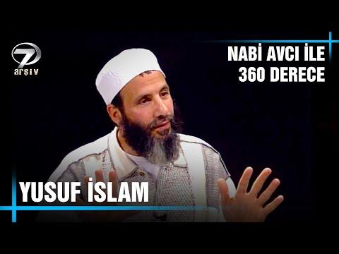 Nabi Avcı ile 360 Derece - Yusuf İslam | 30 Ekim 1995