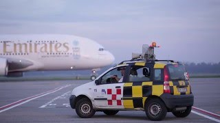 06 Bird Control Unit at Malpensa - 10 People Tell Their Stories