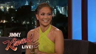 Jennifer Lopez on Grammys with Michelle Obama, Lady Gaga, Alicia Keys & Jada Pinkett Smith