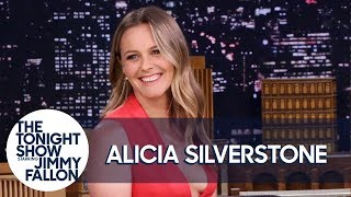 Alicia Silverstone Responds to Clueless Rumors