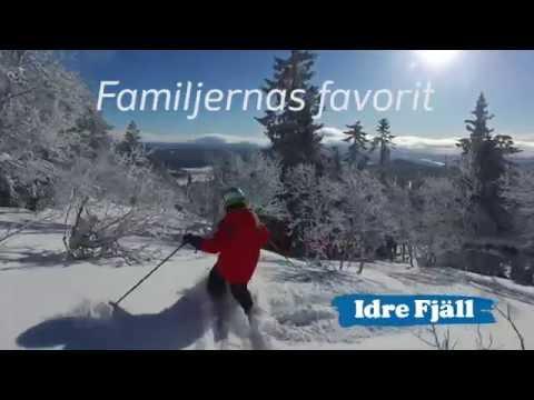 Idre Fjäll reklam 2017