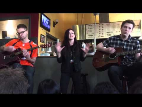 Talk acoustic - Against The Current