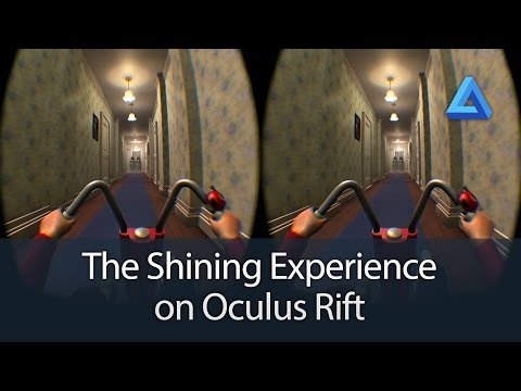The Shining Experience on Oculus Rift