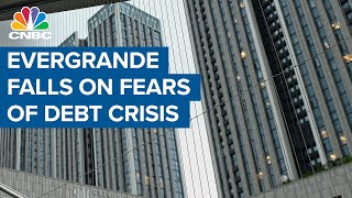 More fears remain over Chinese economy following Evergrande collapse
