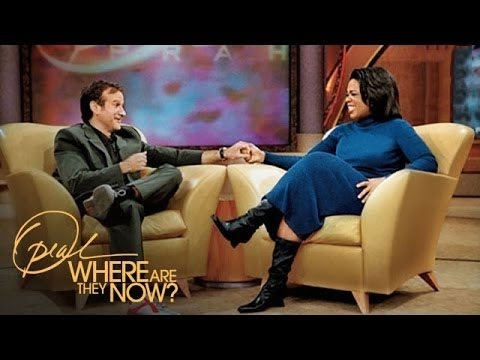 Oprah Pays Tribute to Robin Williams   Where Are They Now   Oprah Winfrey Network