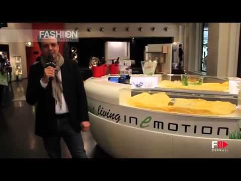 InEmotion al Fuorisalone 2013 by Fashionchanneltv