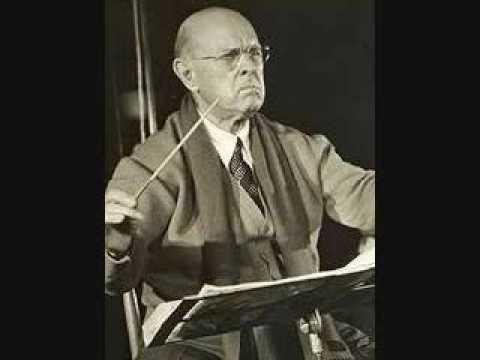 Casals: Bach Brandenburg Concerto no. 2 (1/3)