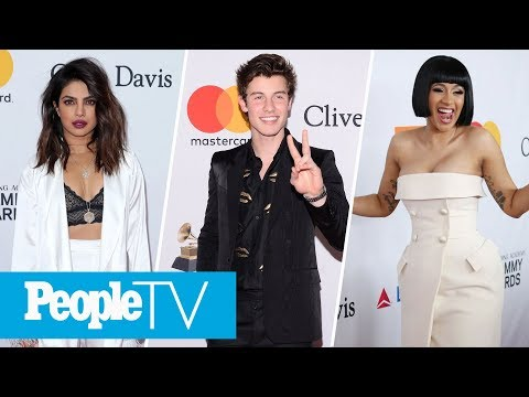 2019 Grammy Awards: Live From The Red Carpet At The Clive Davis Pre-Grammys Gala | PeopleTV