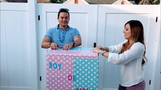 Friend's gender reveal party- 2018