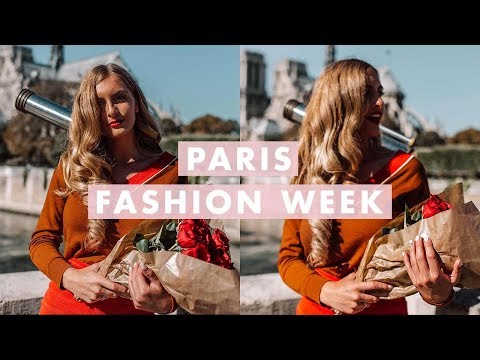 Parisian Inspired Curls For Paris Fashion Week