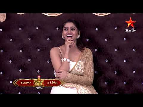 Comedy Stars ft promo how friends enjoy n Goa, telecasts today at 1:30 PM