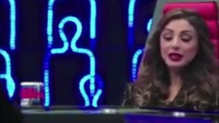 أول تعليق من أنغام على قضية عز وزينة     -