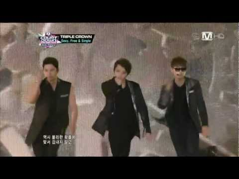 【HD】121011 Super Junior - Superman + SPY + Sexy,Free & Single @ MCD Smile Thailand Concert