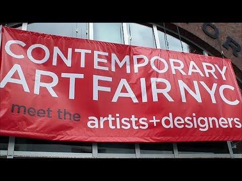 CONTEMPORARY ART FAIR 2014