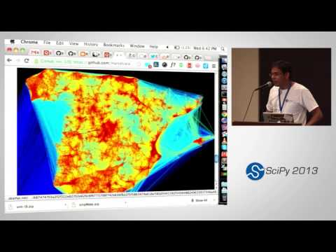 Image from SciPy 2013 Lightning Talks, Wed June 26