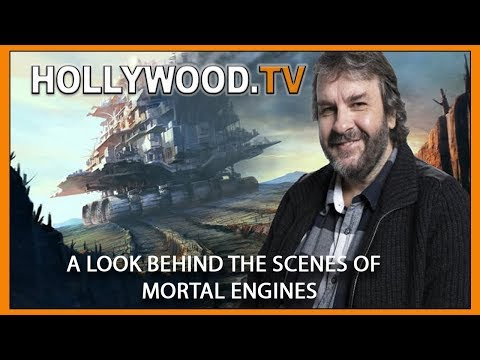 Get excited for Peter Jackson's Mortal Engines! Next best thing to Lord of the Rings!