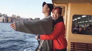RM being the cutest leader on earth