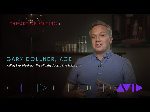 Editor Gary Dollner, ACE (Killing Eve, Fleabag, The Mighty Boosh, The Thick of It)
