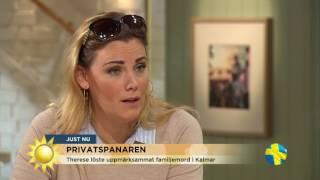 Hon löste uppmärksammat mord på egen hand - Nyhetsmorgon (TV4)