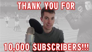 10,000 Subscribers!!   Plogs With Golden FM