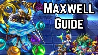 Final Fantasy Brave Exvius - Maxwell Evoke Mission Guide