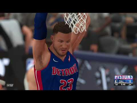 NBA Today Live   Dallas Mavericks vs Detroit Pistons   Full Game Highlights   2/17/2021 (NBA 2K21)