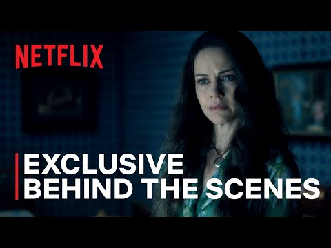 From Hill House to Bly Manor | Behind the Scenes | Netflix