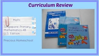 Curriculum Review: Singapore Math: Primary Mathematics 4B U.S. Edition