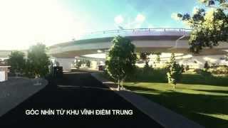 Nút Giao Thông Ngọc Hồi - Nha Trang - Video Clip Kiến trúc - kien truc