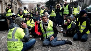 France's Yellow Vests gather for a fifth week of protests