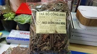 Trà Bồ Công Anh giúp Bồi Bổ,Thanh Nhiệt