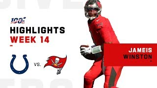 Jameis Winston Obliterates Colts w/ 456 Yds & 4 TDs | NFL 2019 Highlights