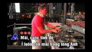 Karaoke-Cô đơn mình anh remix