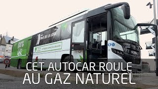 Autocar GNV : l'expérimentation des Pays-de-la-Loire en vidéo