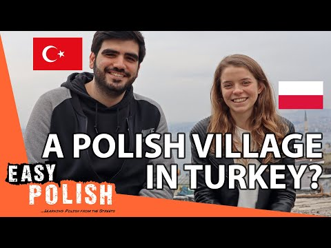 Why is there a Polish village in the middle of Turkey? | Easy Polish 127 photo