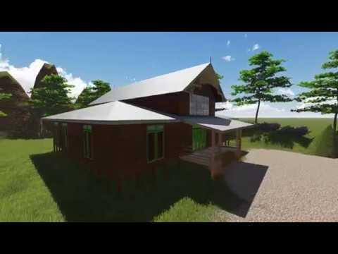 Kajian Rumah Melayu Bangka Belitung dan Kalimantan Barat