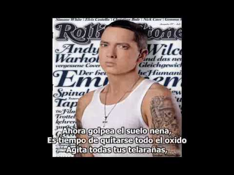 Eminem ft Dre -  hell breaks loose subtitulada traducida nkidman75