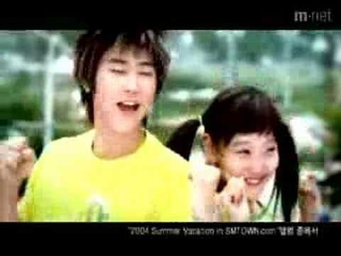 SMTOWN.-.2004 Summer Vacation.-.[Hot Mail]
