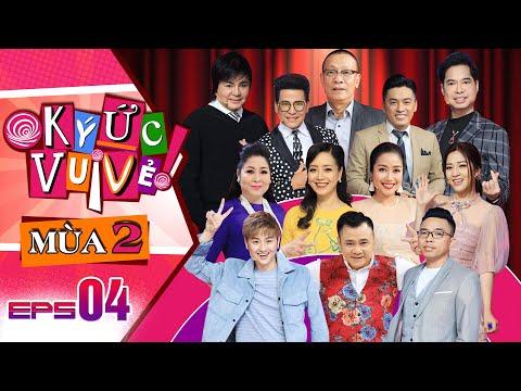 Ký Ức Vui Vẻ | Mùa 2 - Tập 4: Puka, Nguyễn Hồng Thuận tiết lộ