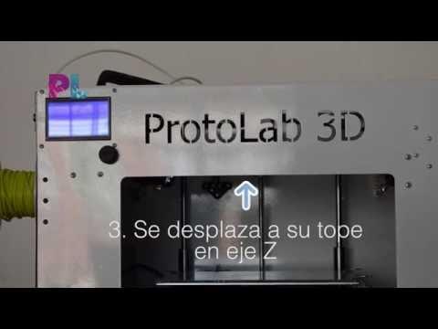 2. Calibra tu impresora 3D