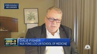 Doctor discusses AstraZeneca's Covid vaccine blood clot concerns
