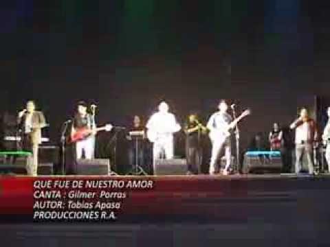 Proyecto Andahuaylas: Gilmer Porras -Sin compasión (HUACCANA)