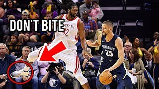 "NBA ""Pump Fake"" Plays"