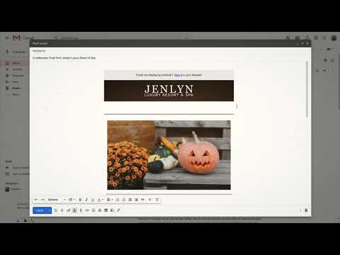 How to Create a Halloween Sale Email for Your Business in Just 1 Click