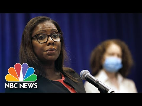 New York Attorney General Announces Lawsuit Against NYPD Over Use Of Excessive Force | NBC News NOW