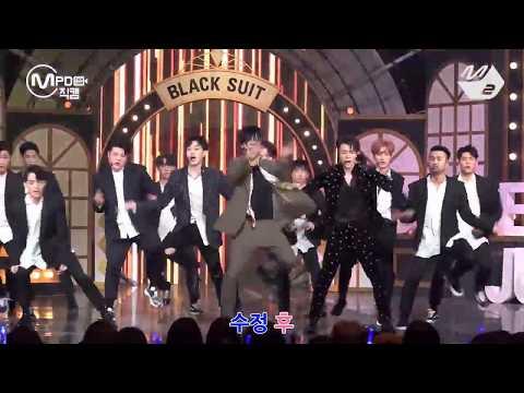 슈퍼주니어 블랙수트 안무 변화 전후 비교 영상 (Super junior a change in Black suit dance Before and After)