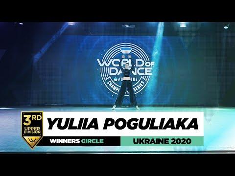 Yuliia Poguliaka | 3rd Place Upper | Winners Circle | World of Dance Ukraine 2020 | #WODUA20
