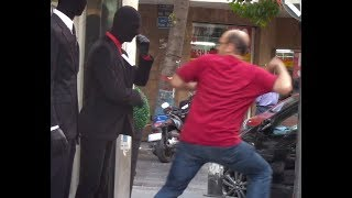 Giving People Heart Attacks (Mannequin Scare Prank 4)