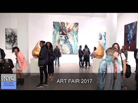 ART TAKES MANHATTAN